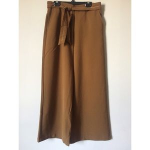 Pull&Bear Wide Leg Pants